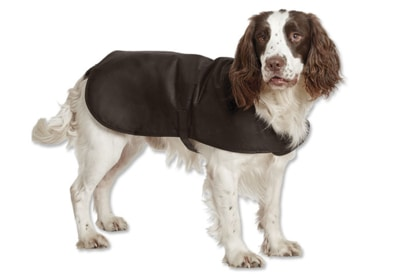 Barbour Waxed Cotton Dog Jacket