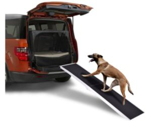 Best Portable Folding Dog Ramps - Goplus Pet Ramp Portable Aluminum Folding Dog Ramp
